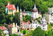 Portmeirion Village and Gardens